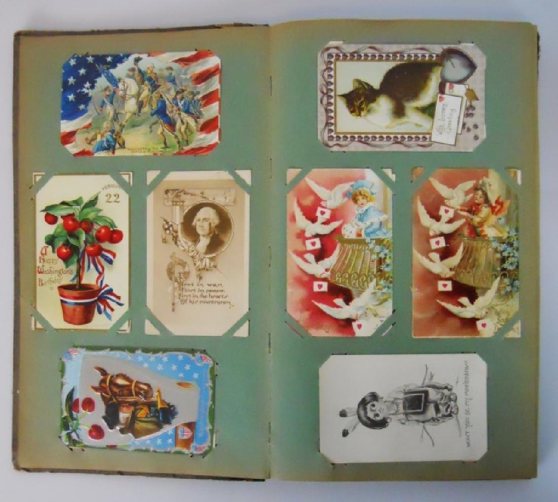 Collection of Early 20th C. Postcards (345pc) - 3