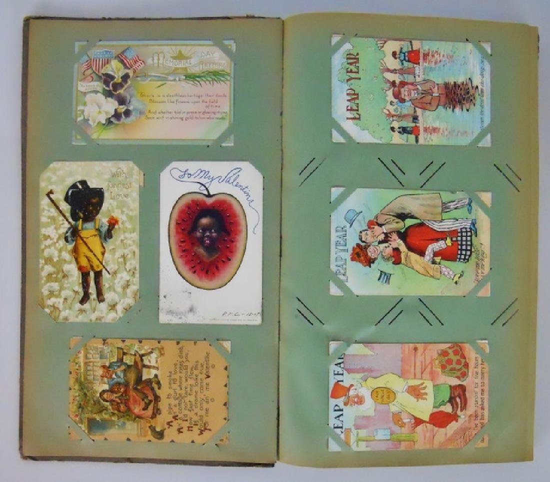 Collection of Early 20th C. Postcards (345pc) - 4
