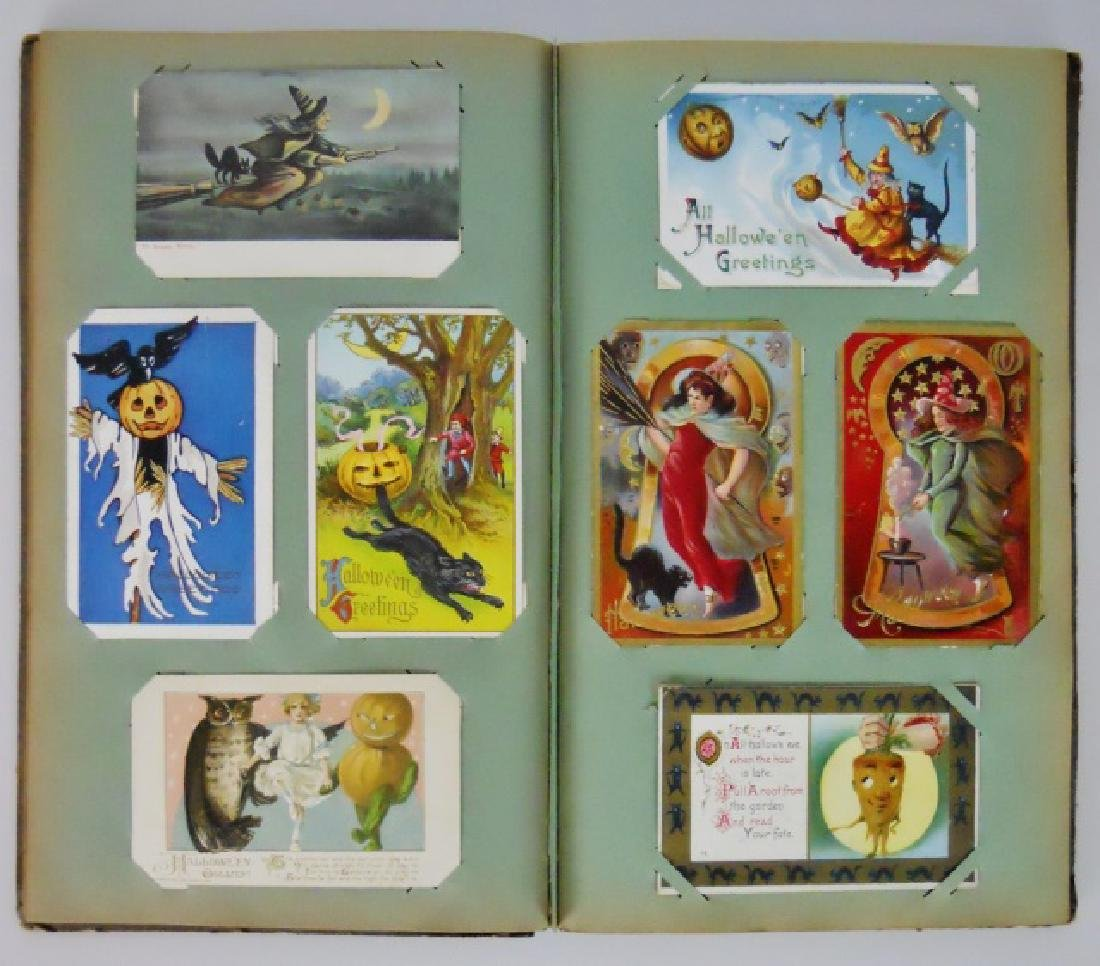 Collection of Early 20th C. Postcards (345pc) - 8