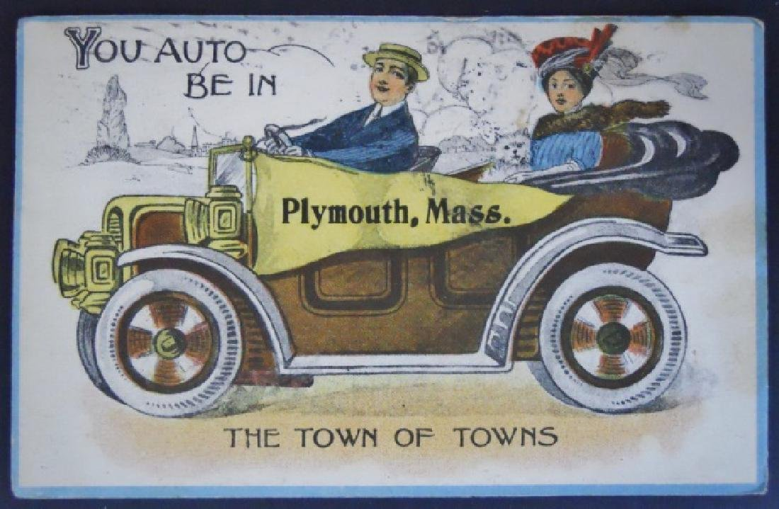 19th - 20thC. Postcards from S.E. Mass (582pc) - 4