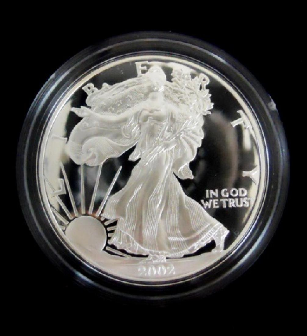 US American Eagle Silver Proofs, 1999-2004, (6pc) - 4