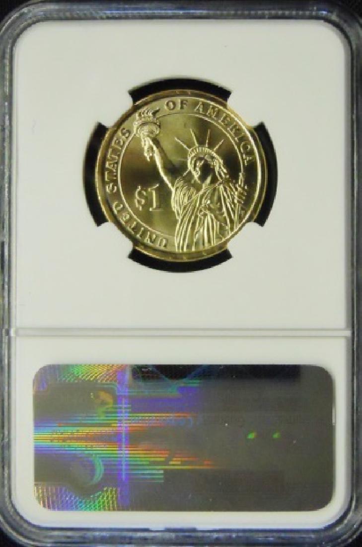 U.S. Presidential $1.00 Coins NGC BU, (30pc) - 3