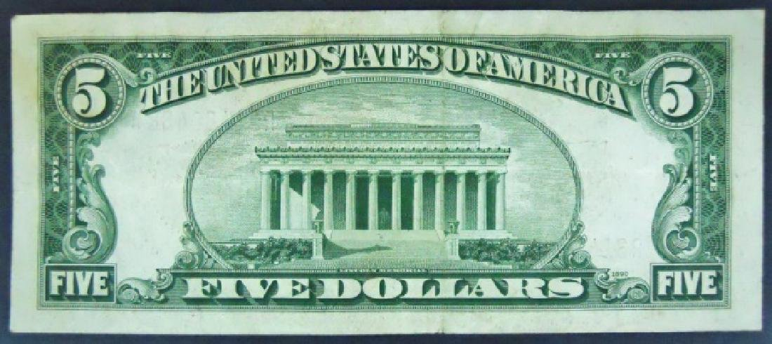 Currency SIlver Certificates, Demand $103 Face - 3