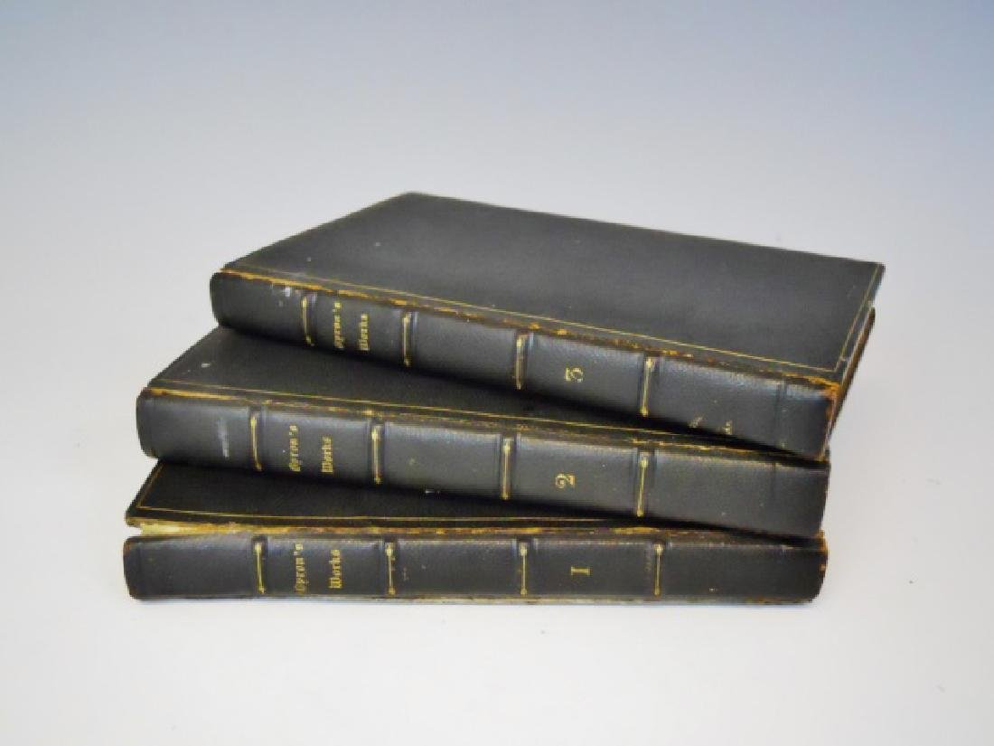 The Complete Works of Lord Byron, 1831, (3pc)