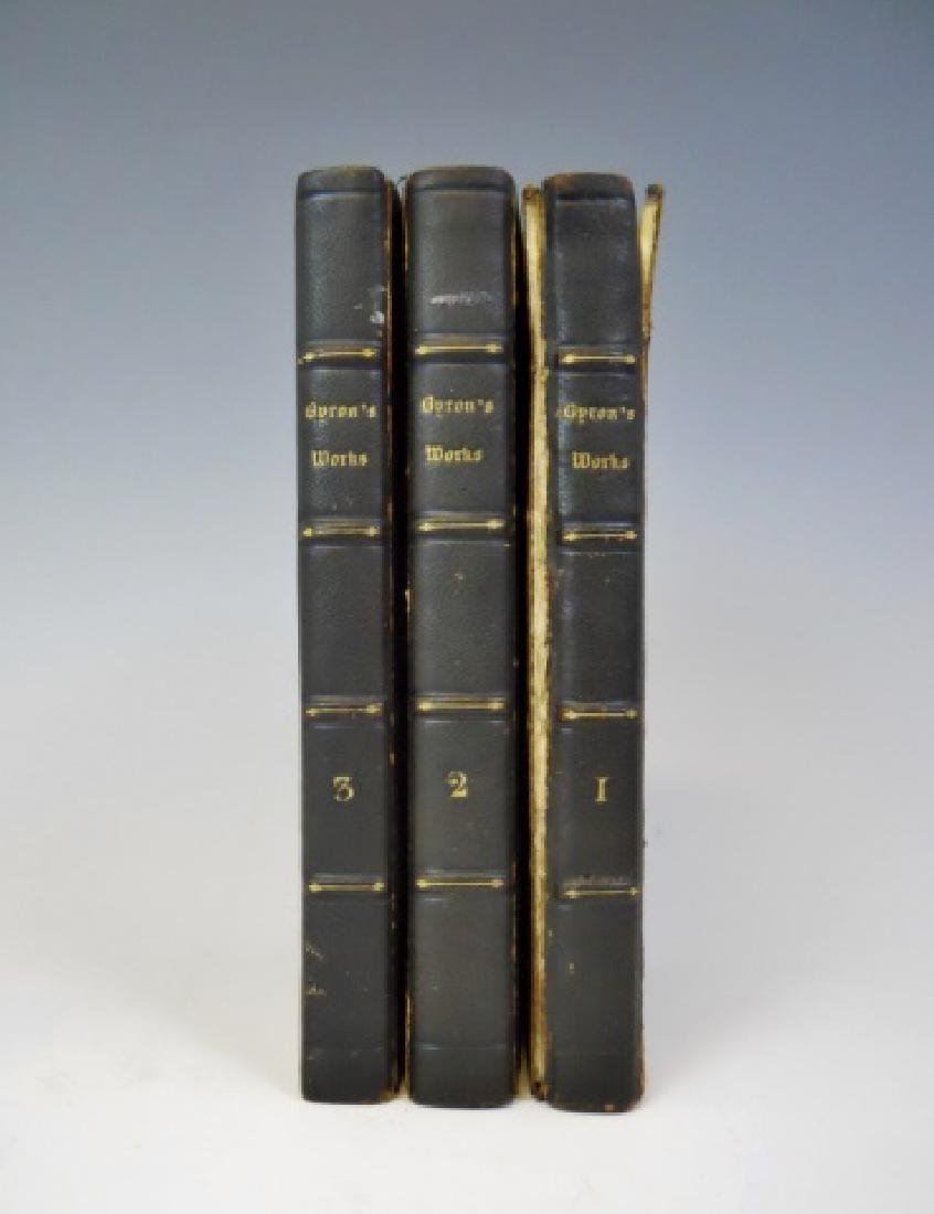 The Complete Works of Lord Byron, 1831, (3pc) - 2