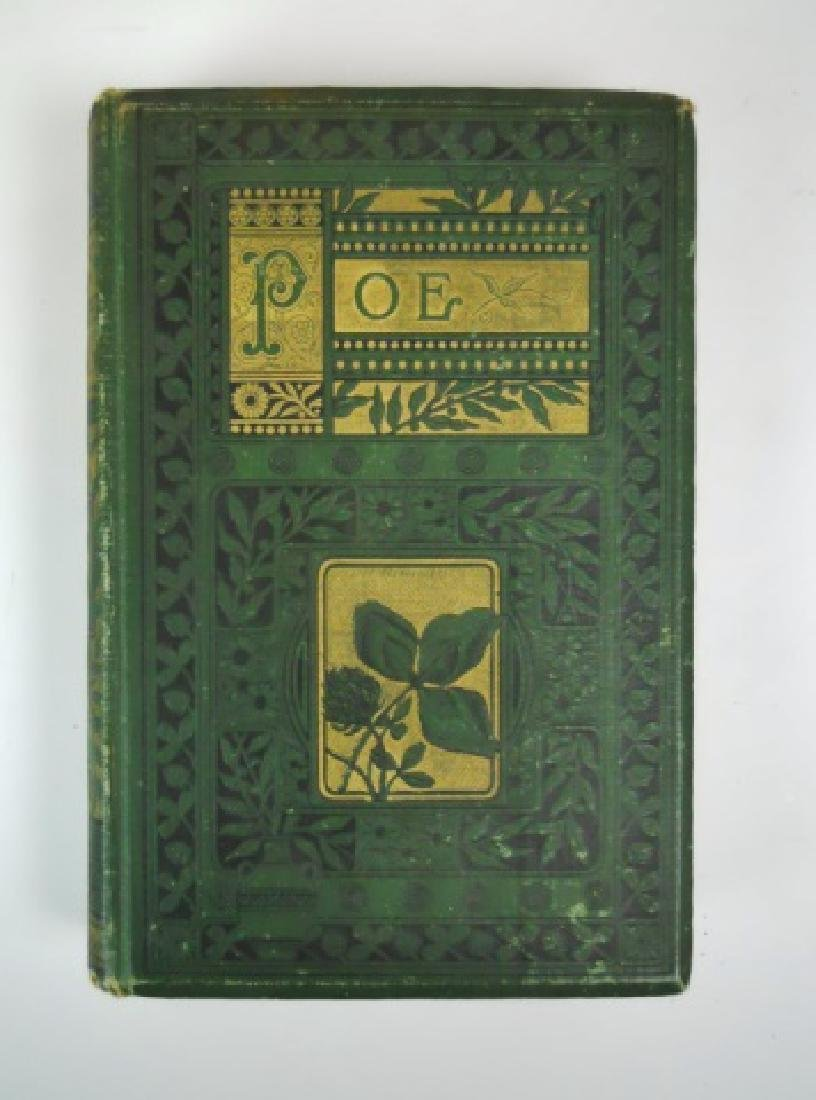 Poems of Edgar Allan Poe, Lovell, New York, 1882