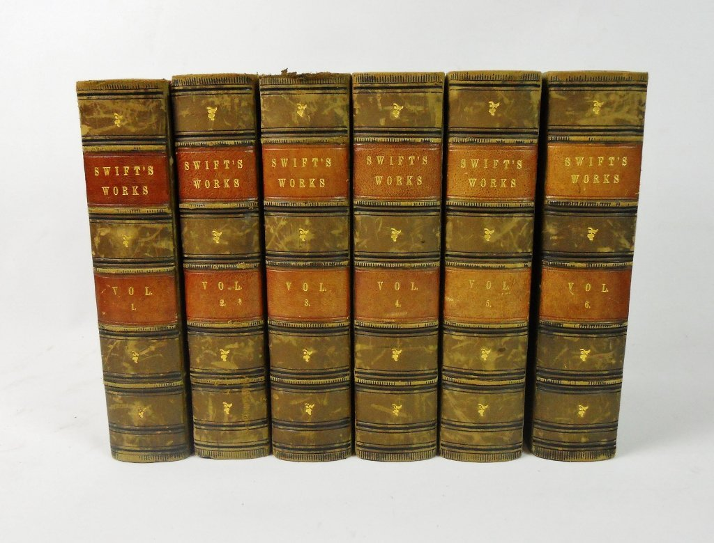 Collection of Antiquarian Books (12pc) - 5