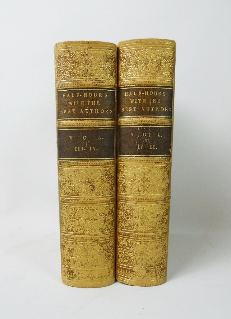 Collection of Antiquarian Books (12pc) - 7