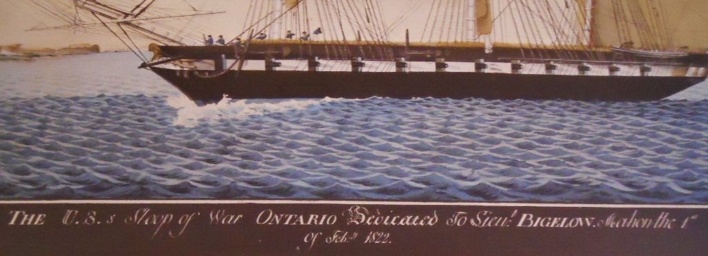 20th C. Hand-Tinted Maritime Print - 3