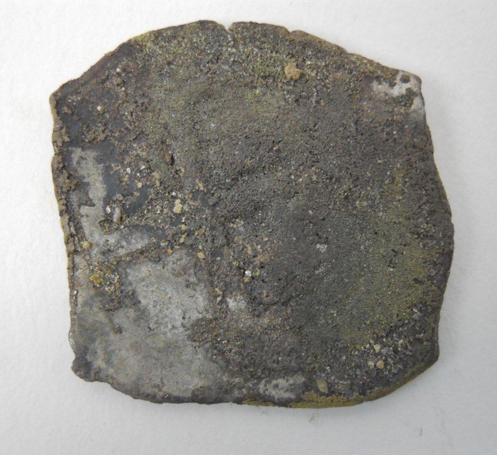 4 Reales Silver Coin, (1652-1678), Isla de Muerto