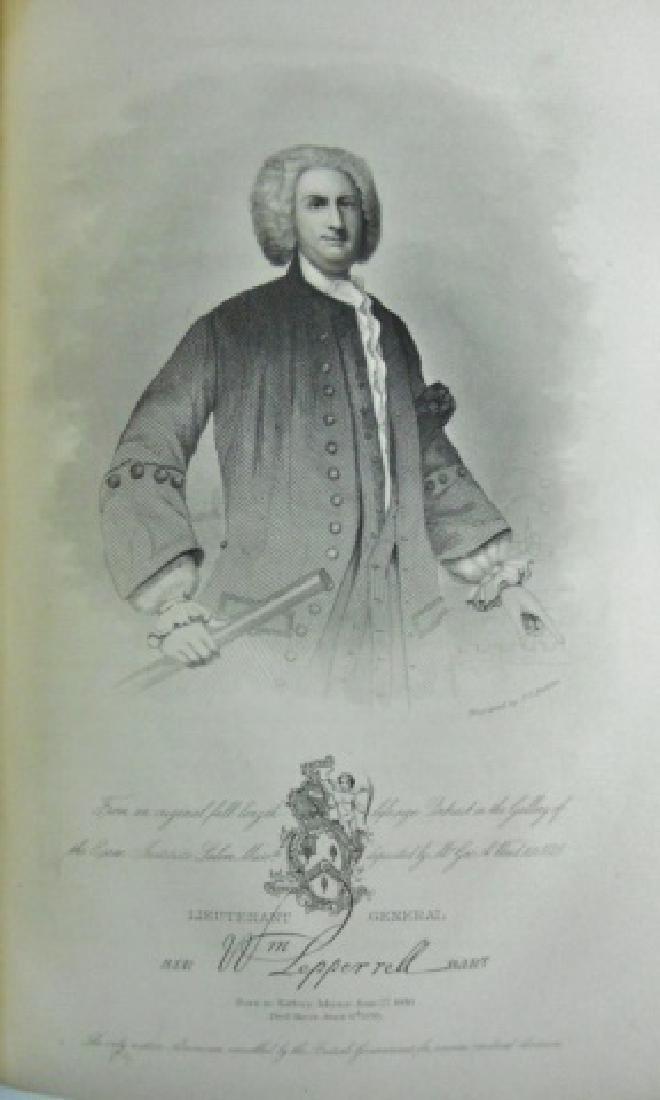 1857 History of Massachusetts, John Barry (6pc) - 4