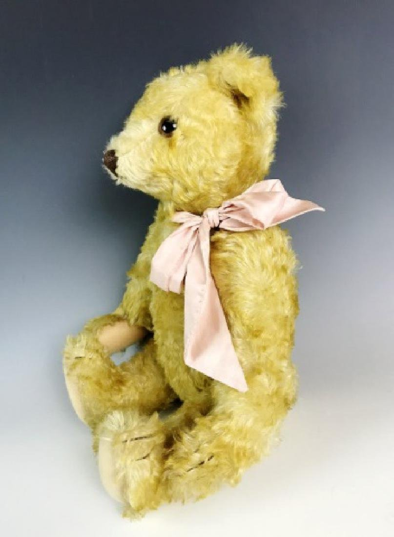 Two Vintage Mohair Teddy Bears, Steiff, (2pc) - 3
