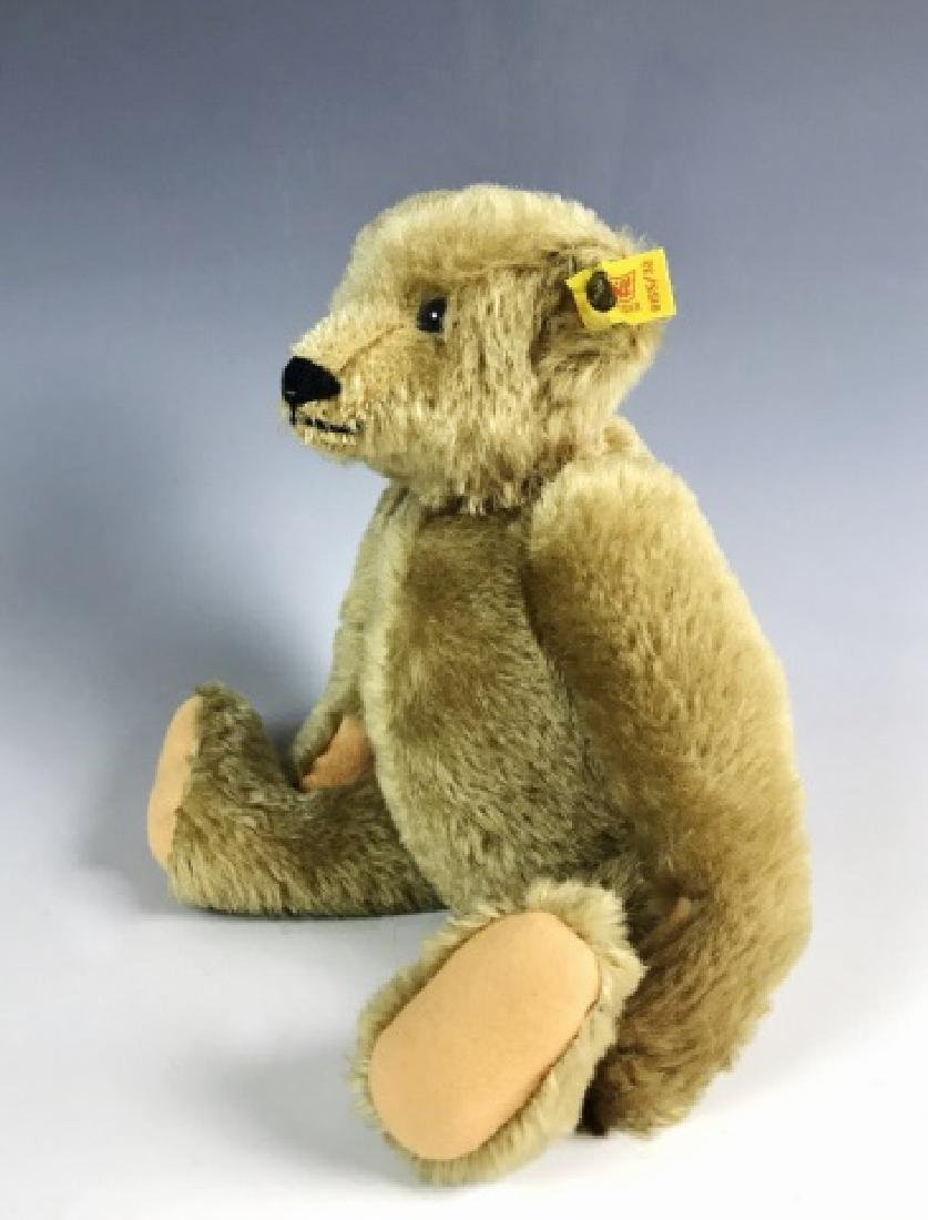 Two Vintage Mohair Teddy Bears, Steiff, (2pc) - 7