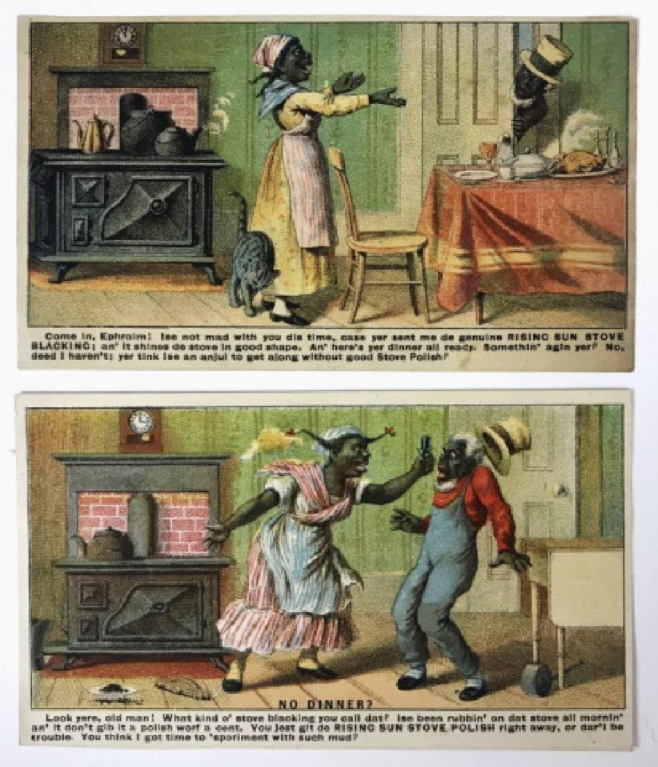 Trade Cards, Catalogs, Advertising Stoves, (155pc) - 3