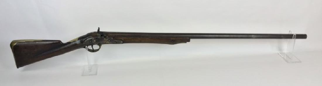 British First Model Brown Bess Musket Percussion