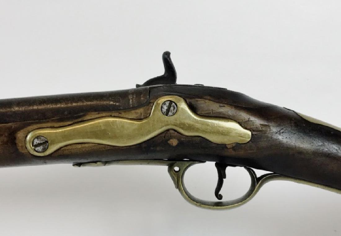 British First Model Brown Bess Musket Percussion - 3