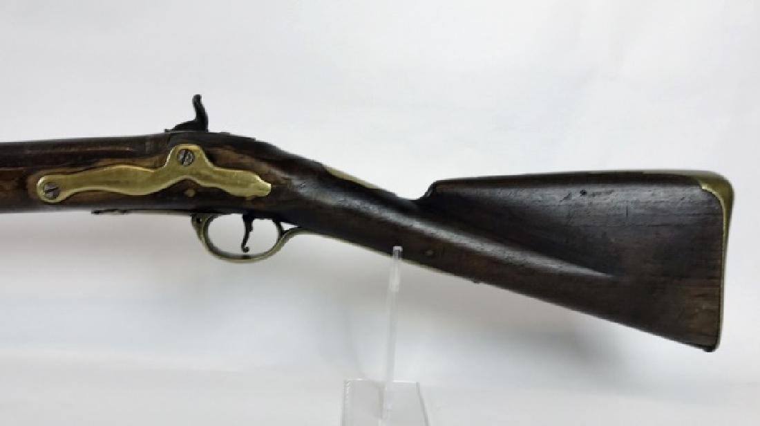 British First Model Brown Bess Musket Percussion - 4