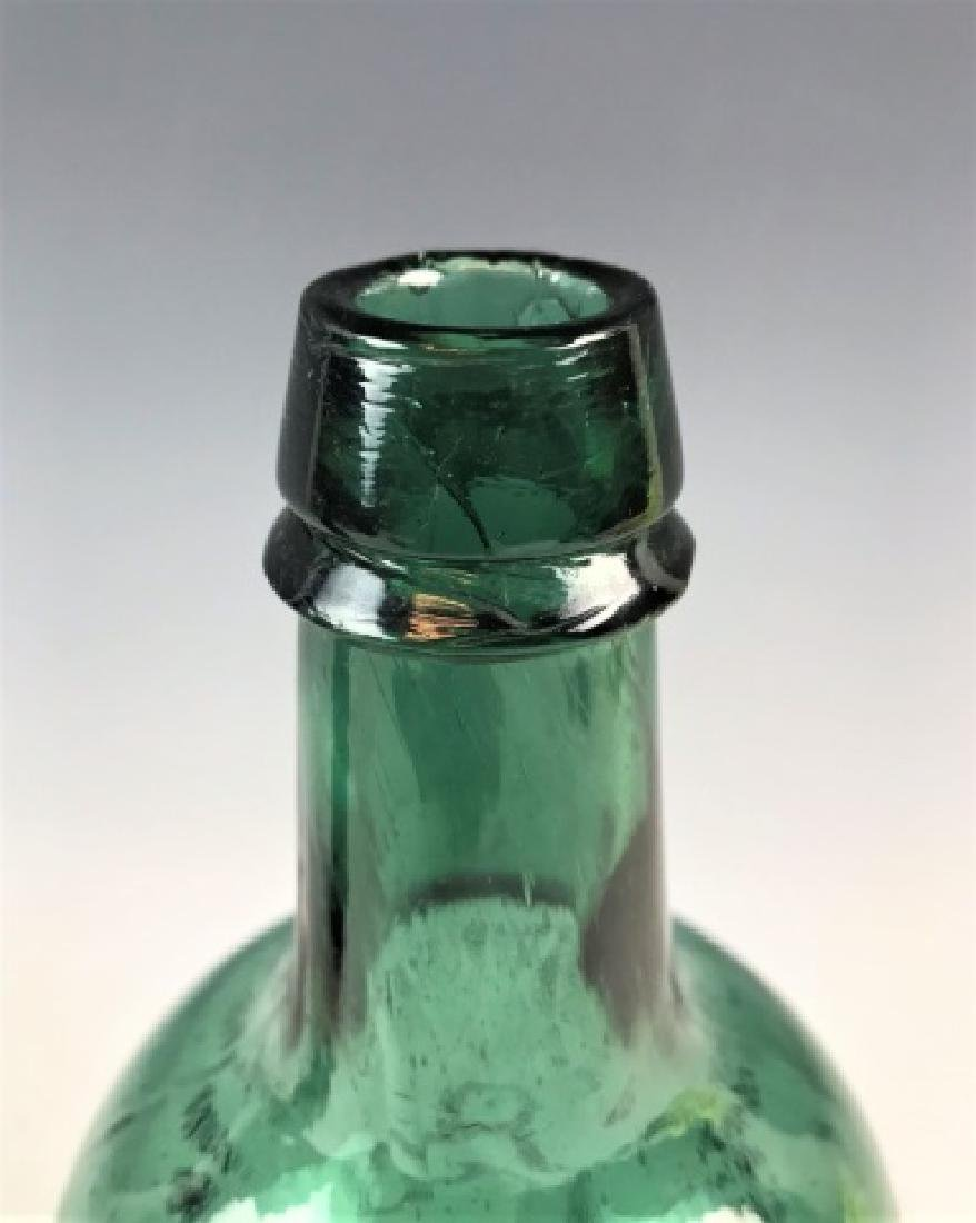 19th C Bottles Congress Water Empire Springs (2pc) - 3