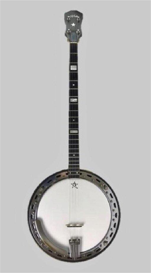 Vintage 1960's Banjo Vega, Vegavox Model