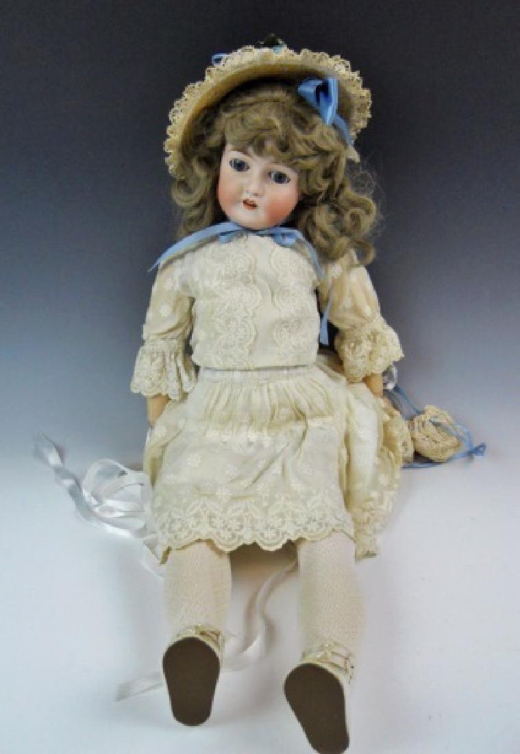 """Armand Marseilles Queen Louise, German Doll 28"""" - 2"""