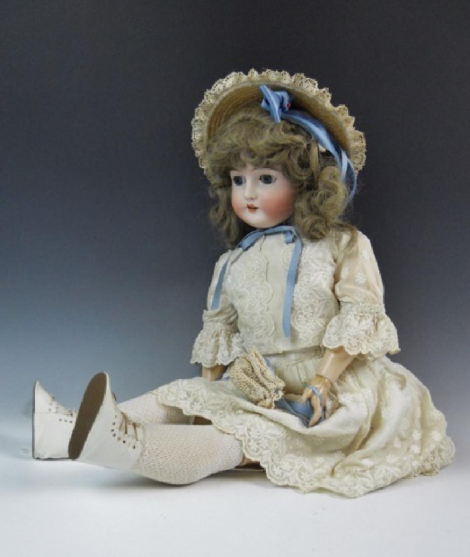 """Armand Marseilles Queen Louise, German Doll 28"""" - 3"""