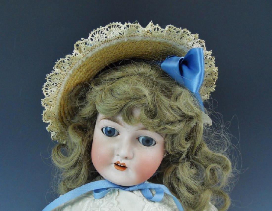 """Armand Marseilles Queen Louise, German Doll 28"""" - 5"""