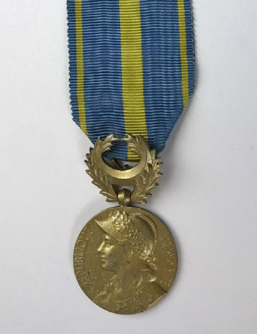 Collection WW1-WW2 French Military Medals, (8pc) - 6