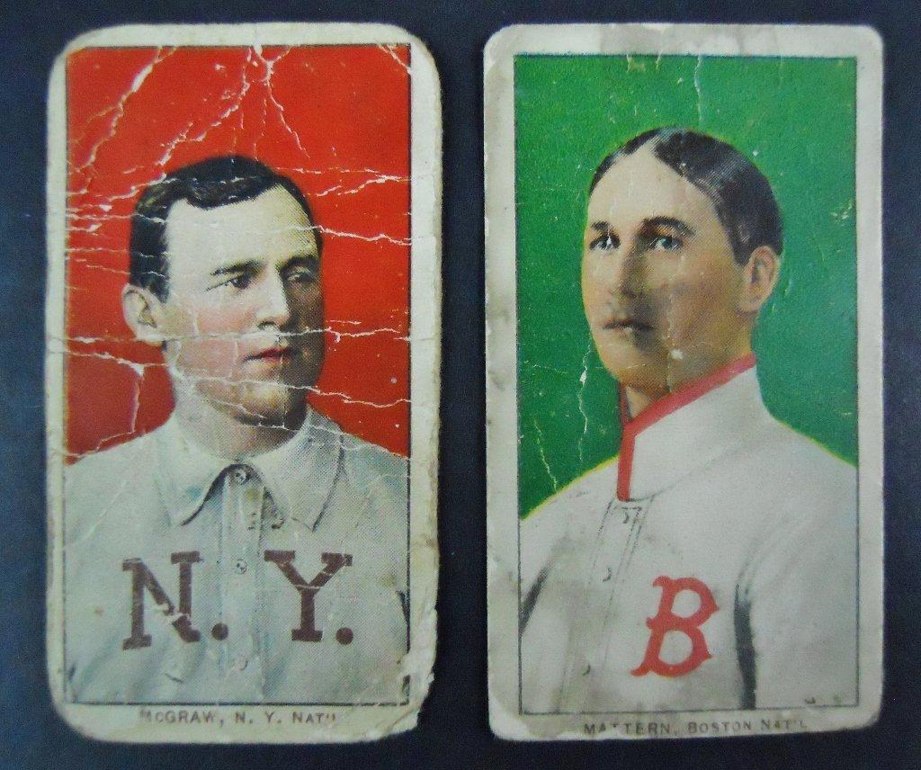 Collection, 1910's -1970's Baseball Cards, (29 pc) - 2