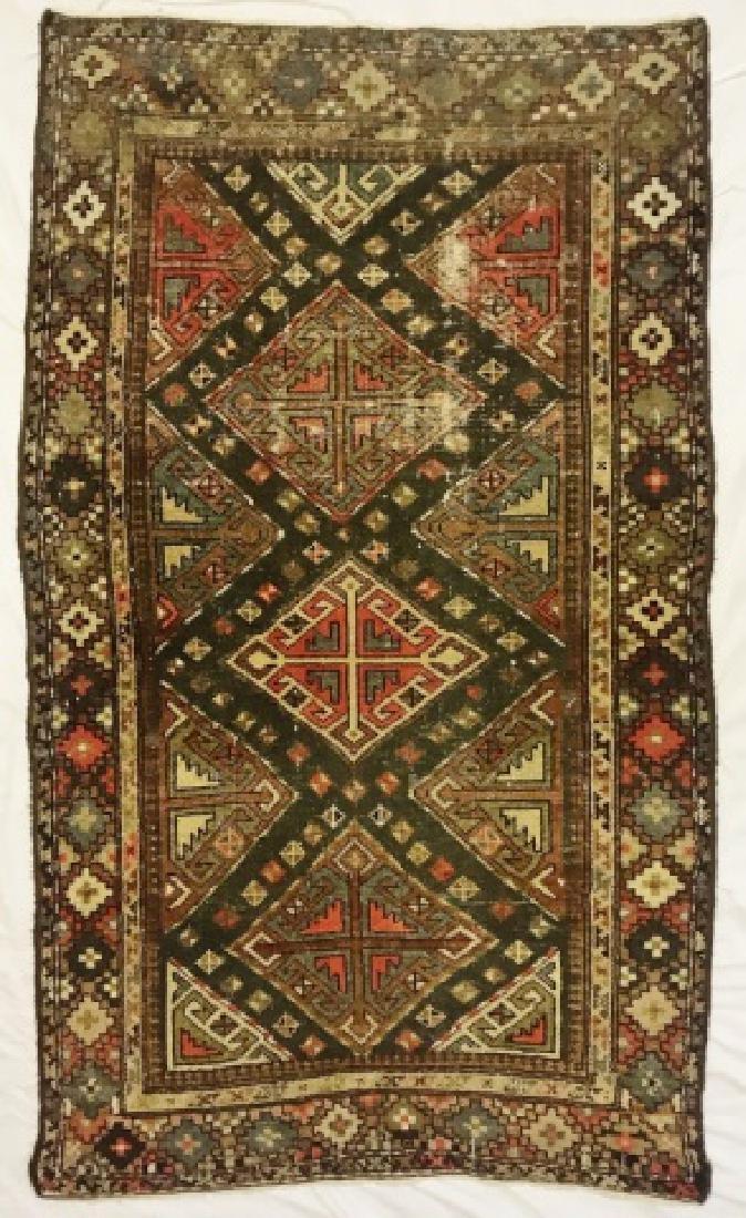 Wool Hamadan Oriental Rug