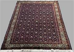 Hand Loomed Silk Oriental Room Sized Rug