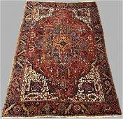 Hand Loomed Wool Oriental Room Sized Rug
