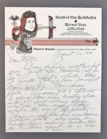WW1 German Red Baron Group & Books (207pc)
