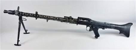 WW2 German MG34 Machine Gun, Inert Dummy Receiver