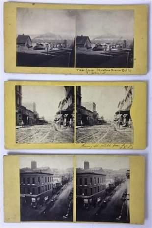 San Francisco & New York Stereo Cards (24)