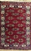 Hand Loomed Wool Oriental Rug