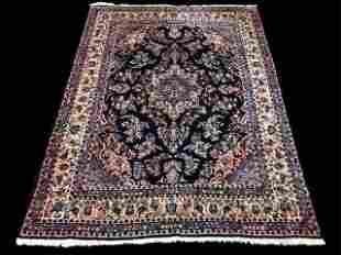 Hand Loomed Wool Persian Rug