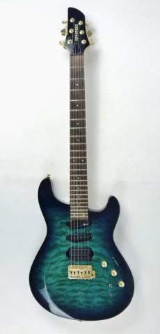 Electric Guitar, Fernandes FGZ400 Dragonfly, Japan