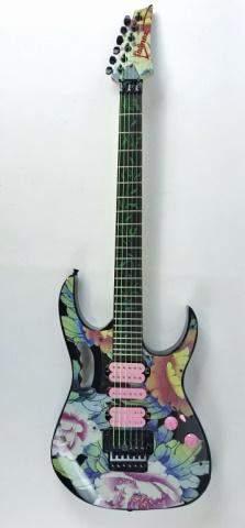 Electric Guitar, Ibanez Jem, Steve Vai,Copy