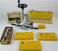 Bergeon 6200 Bushing Tool with Accessories
