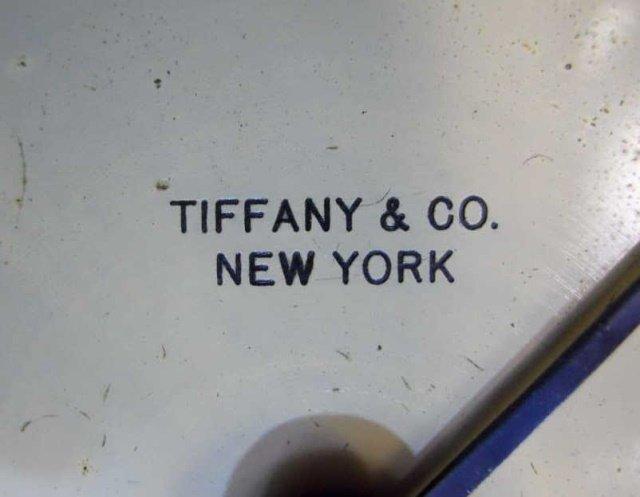 Boston Statehouse Banjo Wall Clock, Tiffany & Co. - 4