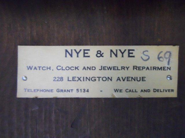 Boston Statehouse Banjo Wall Clock, Tiffany & Co. - 6