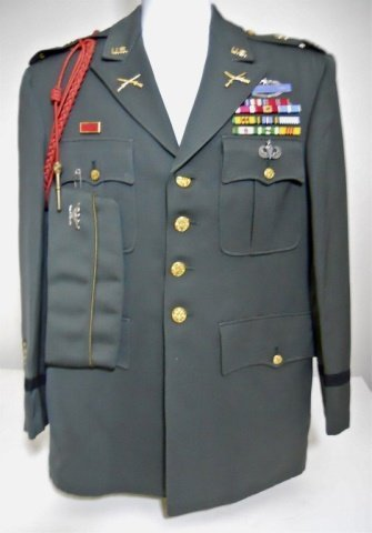 Vietnam Era U.S. 82nd  Airborne Colonel Uniform