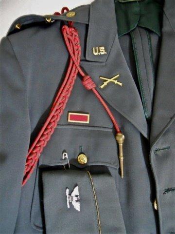 Vietnam Era U.S. 82nd  Airborne Colonel Uniform - 4