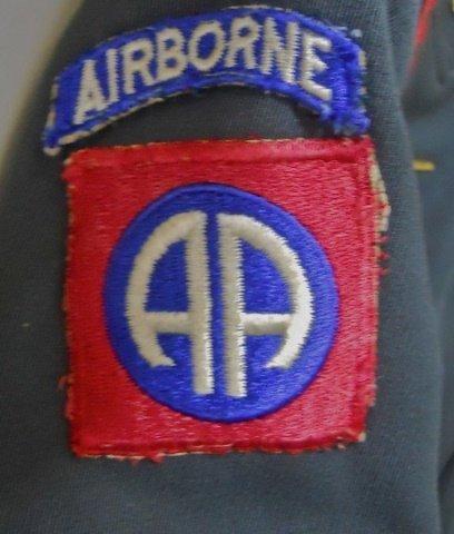 Vietnam Era U.S. 82nd  Airborne Colonel Uniform - 5