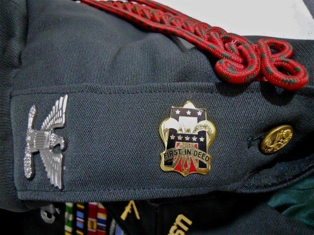 Vietnam Era U.S. 82nd  Airborne Colonel Uniform - 6