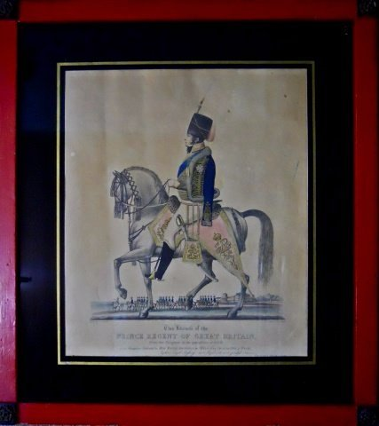Print The Prince Regent of Great Britain, STADLER