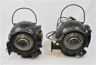 Pyle-National Electric RR Classification Lamps