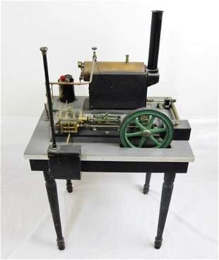 Antique English Mill Engine