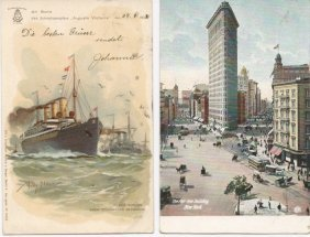 Antique And Vintage Postcard Collection (1000+)