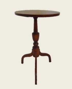 19th C. American Federal Period Stand